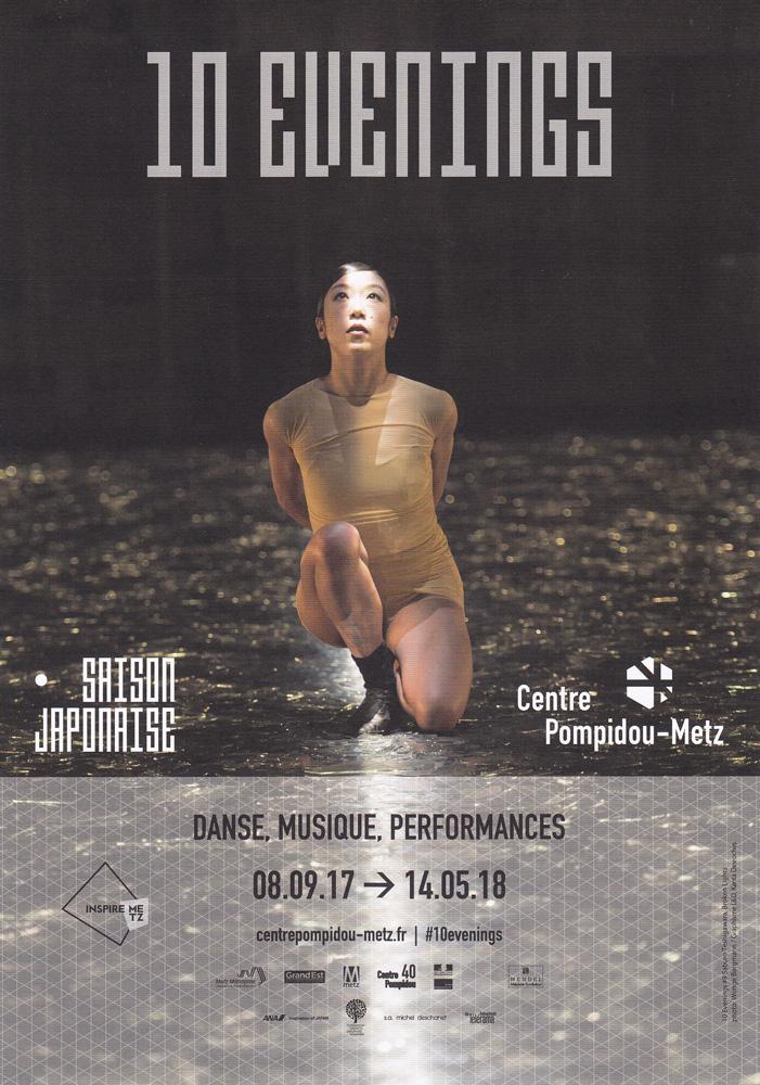 (Flyer du centre Pompidou-Metz)