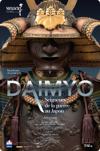 Affiche de l'exposition daimyo