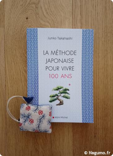 """Couverture du livre """"La Méthode japonaise pour vivre 100 ans"""""""