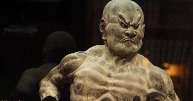 Nara – Trois trésors du bouddhisme japonais (Musée Guimet)